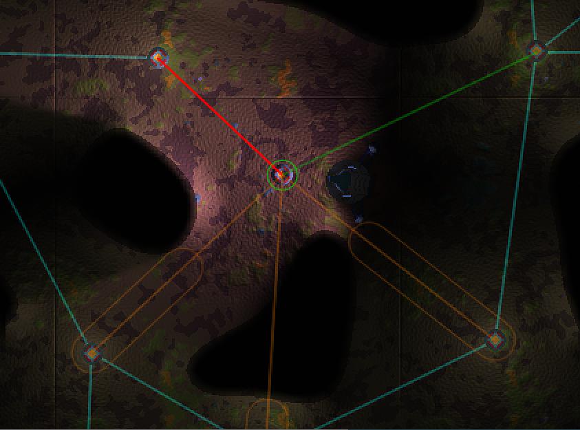 Placing power nodes